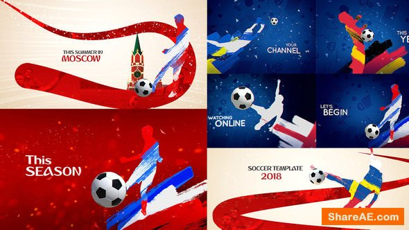 Videohive World Soccer Pack