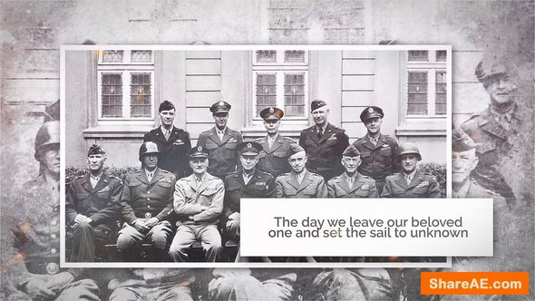 Videohive Historical Storyline