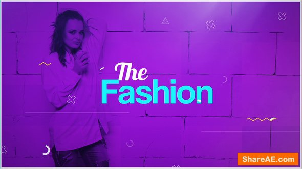 Videohive The Fashion