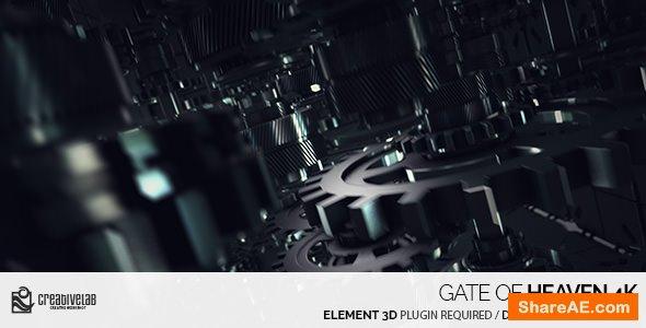 Videohive Gate Of Heaven 4K
