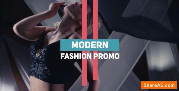 Videohive Modern Fashion Promo -  Premiere Pro Templates