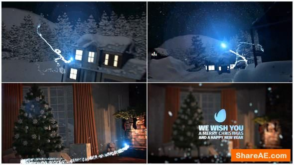Videohive Christmas Town
