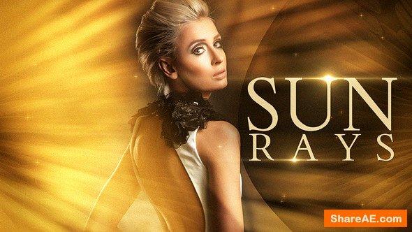 Videohive Sun Rays