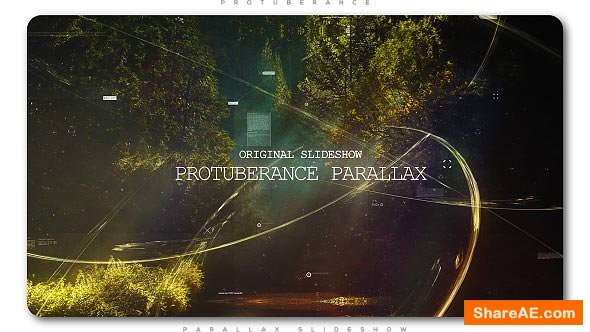 Videohive Protuberance Parallax Slideshow