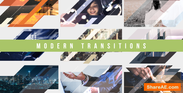 Videohive Modern Transitions 10 Pack Volume 4