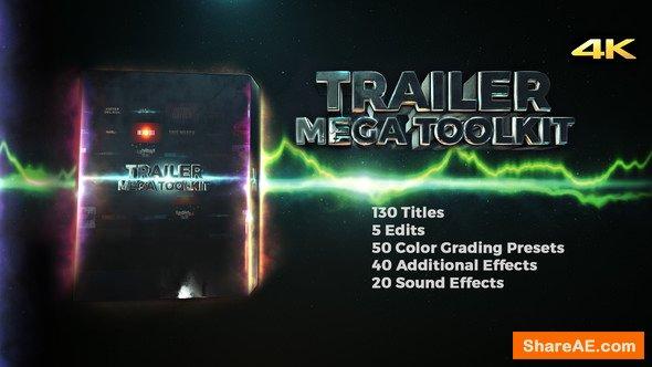 Videohive Trailer Mega Toolkit