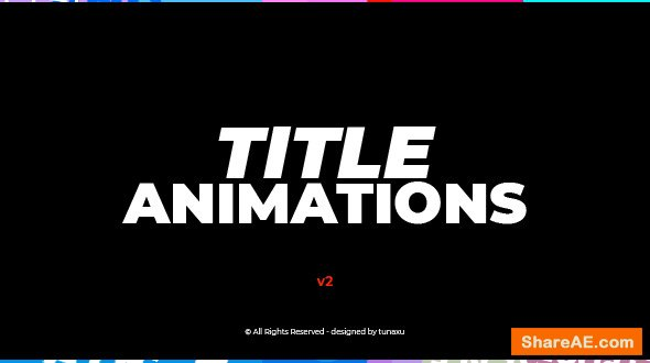 text animation free after effects templates after effects intro