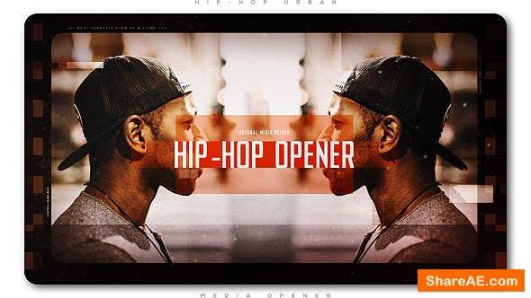 Videohive Hip Hop Urban Opener