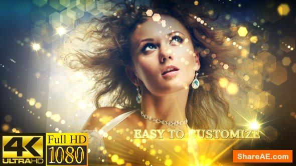 Videohive Fashion Glitters Promo