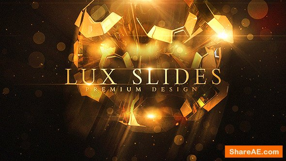 Videohive Lux Slides
