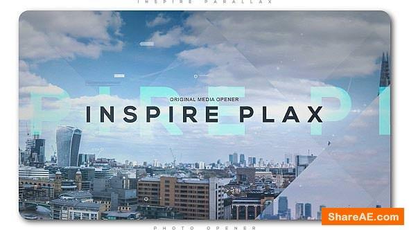 Videohive Inspire Parallax Photo Opener