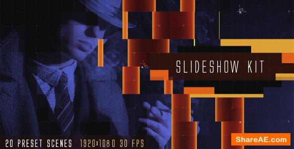 Videohive Slideshow Kit