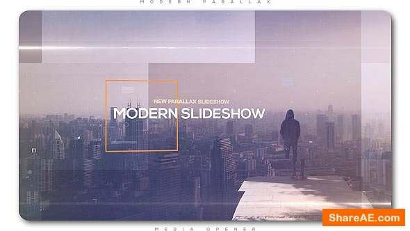 Videohive Modern Parallax Slideshow 20548046