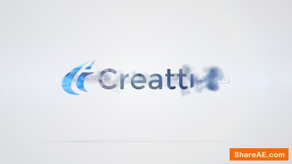 Videohive Clean Wisp Logo