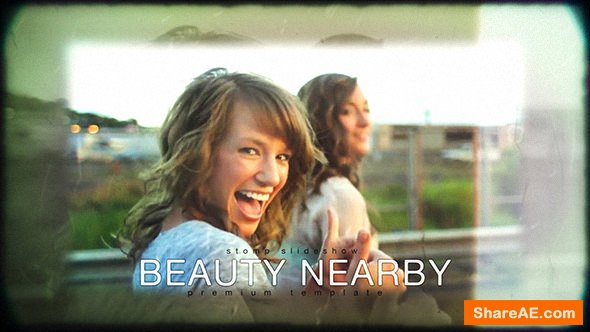 Videohive Stomp Beauty Nearby