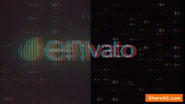 Videohive Ultra Fast Quick Glitch Logo Pack