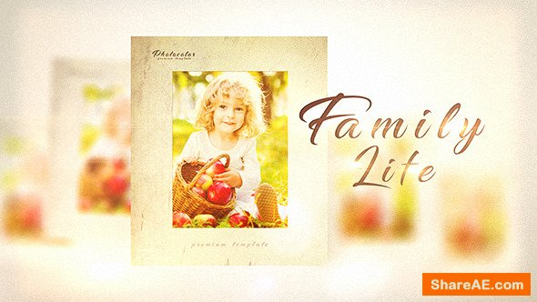 Videohive Family Life