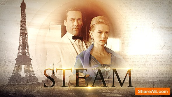 Videohive Steam