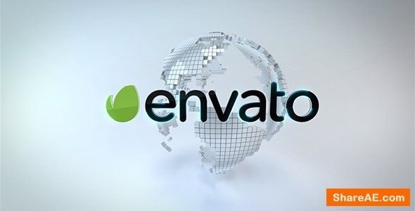 Videohive World Logo Reveal