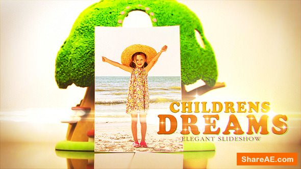 Videohive Children's Dreams