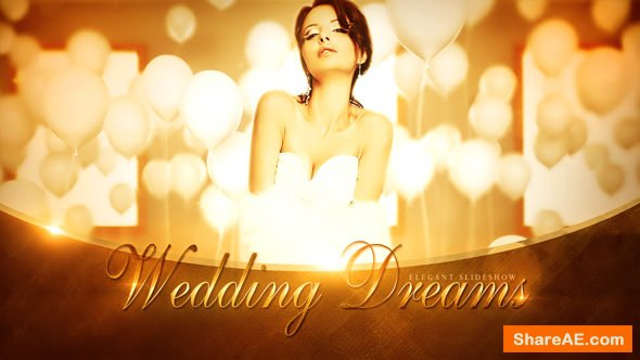 Videohive Wedding Dreams
