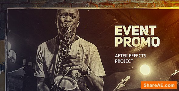 Videohive Event Promo 21107988