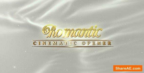 Videohive Romantic Opener and Slideshow