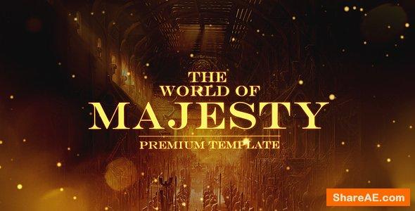 Videohive Majesty World Opener