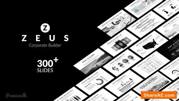 Videohive Zeus Corporate Builder