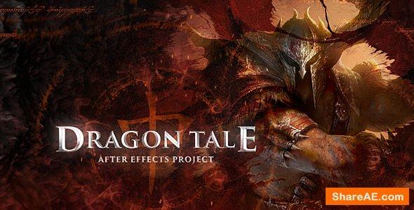 Videohive Dragon Tale Intro