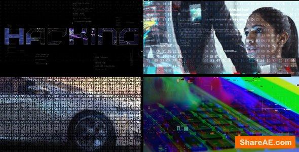Videohive System Glitch (Stomp)