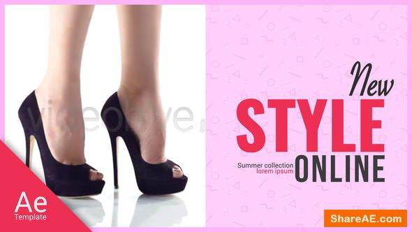 Videohive Fashion Sale