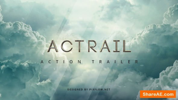 Videohive Actrail | Action Trailer