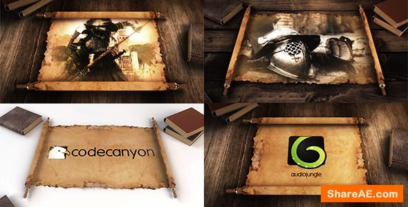Videohive Scroll Intro Bundle