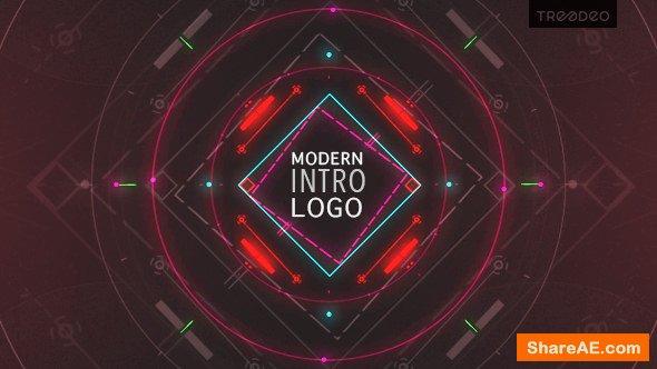 Videohive Modern Intro 19339481