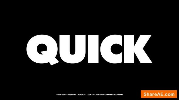 Typography 7021007 - After Effects Project (Videohive)
