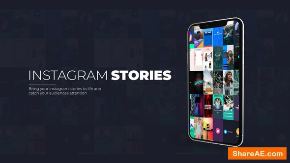 Videohive Instagram Stories 21891107