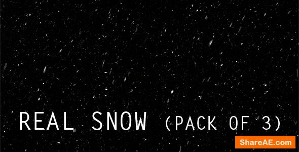 Videohive Snow 4515938 - Motion Graphics