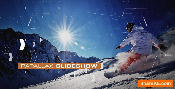 Videohive Parallax Sport