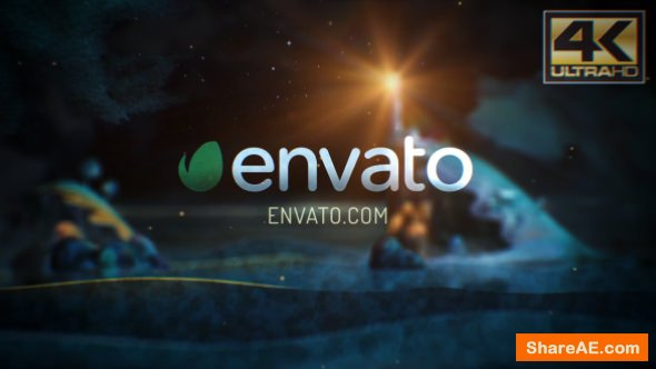 Videohive Lighthouse logo reveal