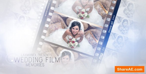 Videohive Wedding Film Memories