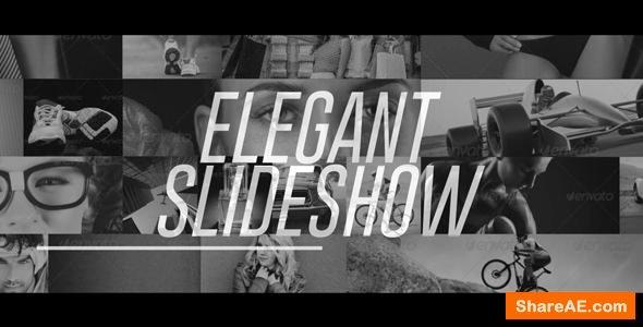 Videohive Elegant Slideshow 9089144