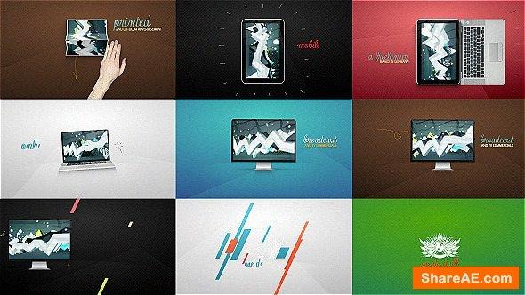 Videohive iDevice Creative Opener