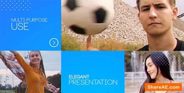 Videohive Classic Display