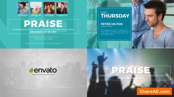 Videohive Conference Event Promo