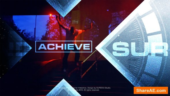 Videohive Extreme Sports Package