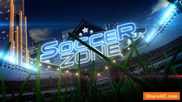 Videohive Soccer Zone Broadcast Pack