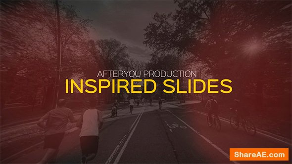 Inspired Slideshow 16281855 Videohive