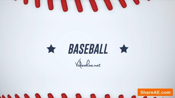 Baseball Logo 16079593 Videohive