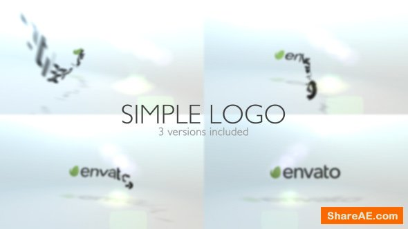 Videohive Simple Logo 14645991